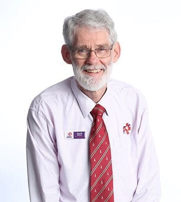 Dr Geoff Gibbons